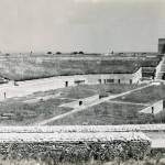 1944-05-28 - - Roman Ampitheatre Built under Augustus - Foto di Albert Chance Special Collection, Gettysburg College
