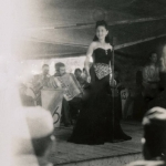 29-06-29-1944 - Lucera - Italian Show - Foto di Albert Chance Special Collection, Gettysburg College