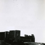 13-08-1944 - Lucera - B -17s Homeward Bound Over Fortress