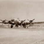 03-09-1944 - Lucera - B -17 of 301st Bomb Group - Foto di Albert Chance Special Collection, Gettysburg College